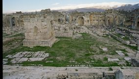 A Wholesome View of Complex of Baalbeck