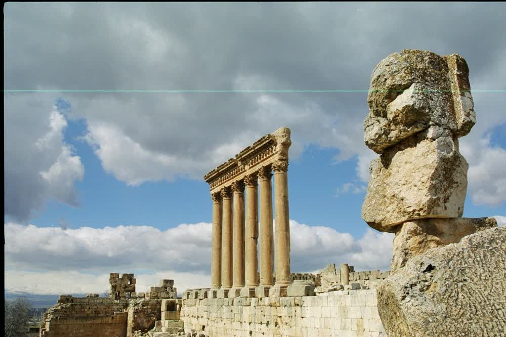 title: Baalbeck Cool Architecture Ruins