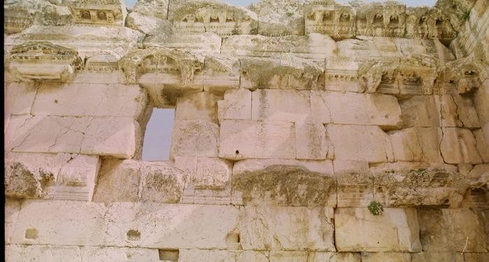 title: Baalbeck Historic Stone Ruins