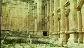 title: Baalbeck Roman Complex for Temples