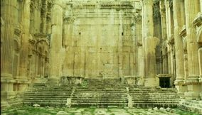 Baalbeck Temples and Old Site