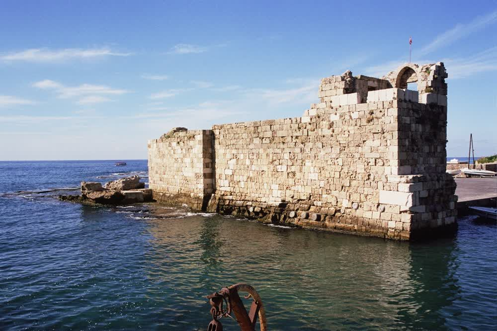 Byblos, a thriving ancient port city Lebanon