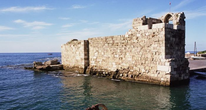 title: Byblos a thriving ancient port city Lebanon