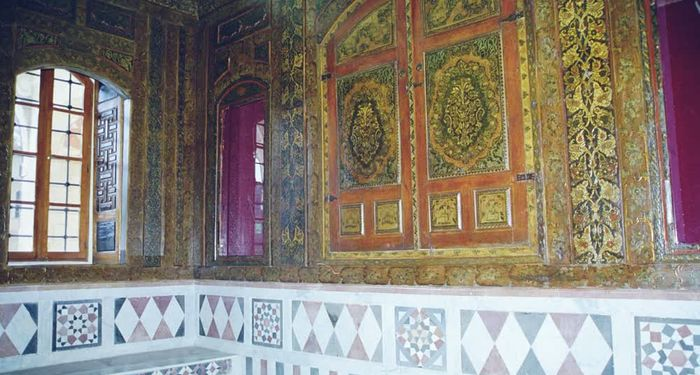 title: Deluxe Interior of the Beiteddine Palace