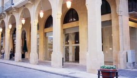 title: European Style Downtown Beirut Architecture