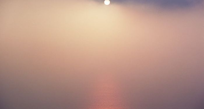 title: Fog in the Sunset