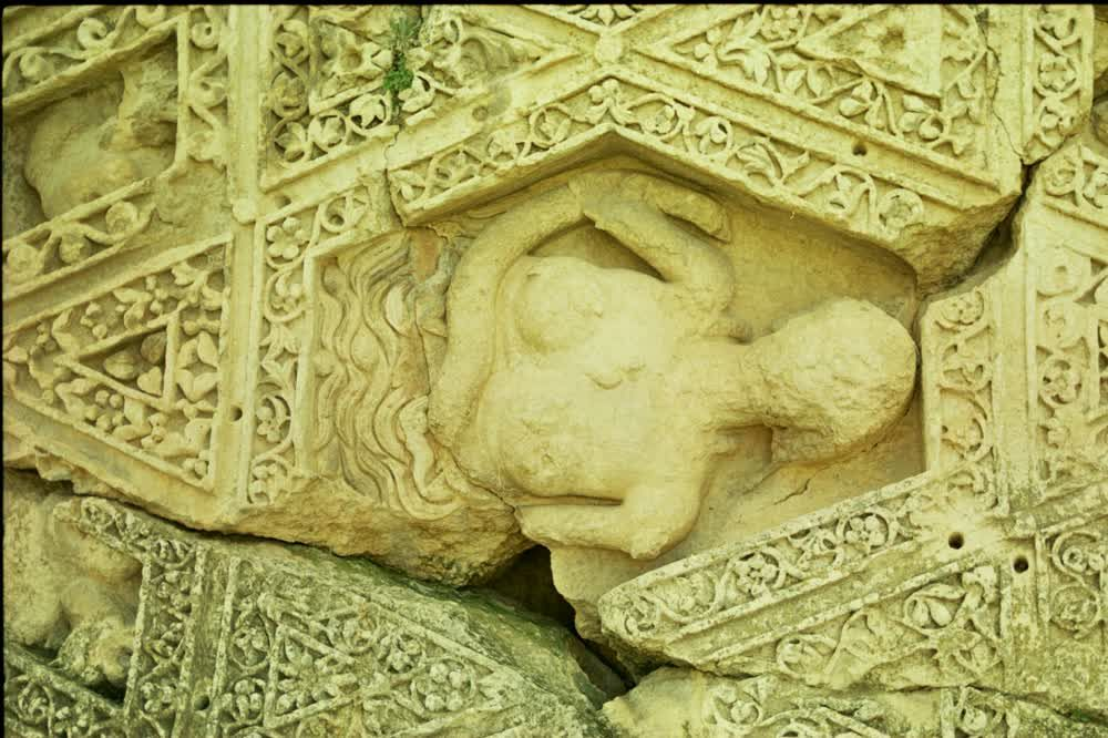 title: Lady Stone Statue Carving in Stone