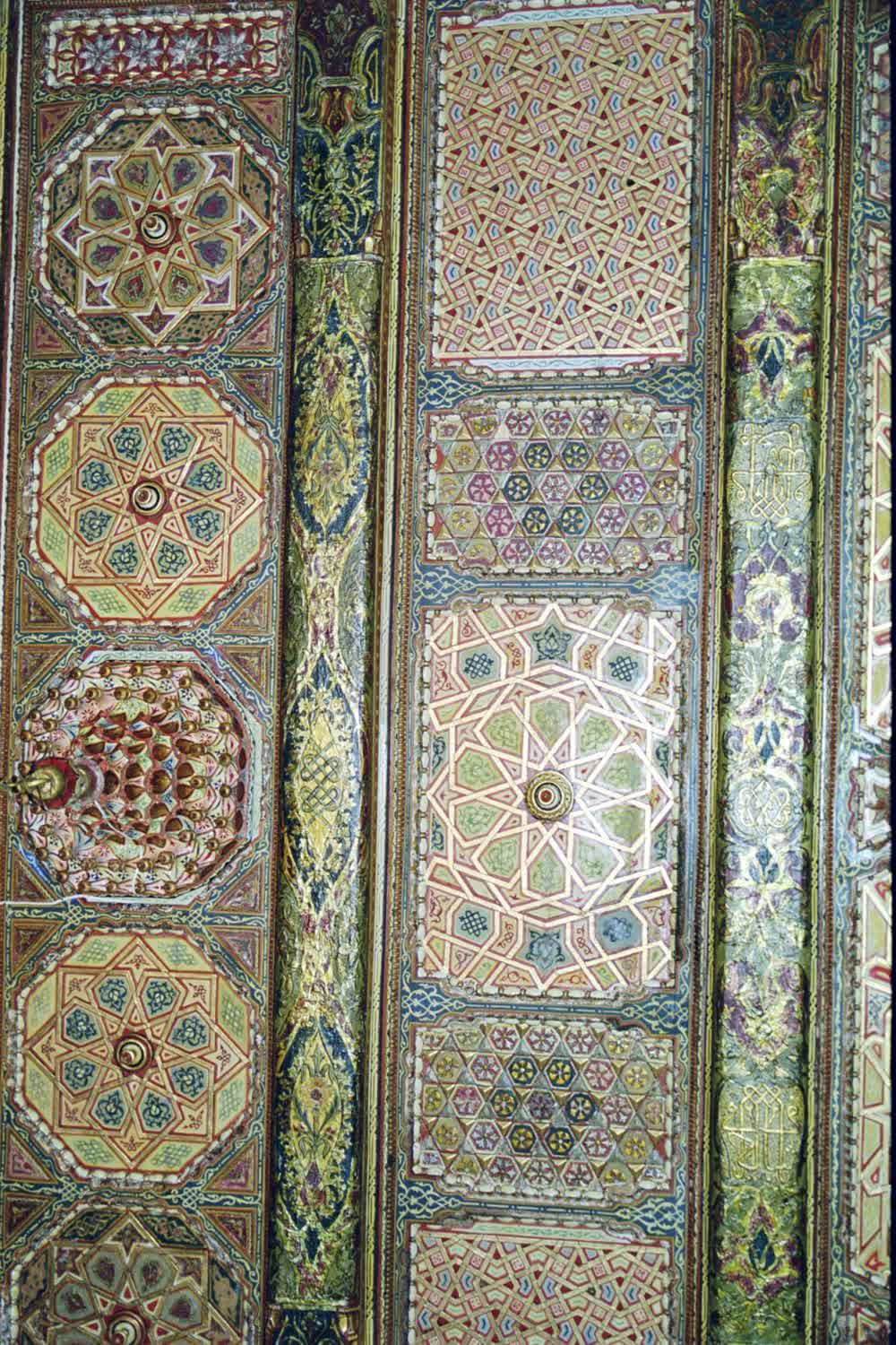 title: Luxury Mosaic Designs of the Royal Beiteddine Palace