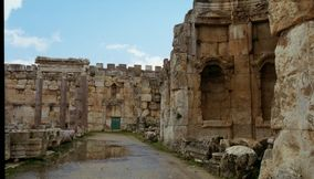 title: Stone Ruins of Oldest Roman Site