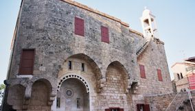 The Historic St George Orthodox Church of Batroun