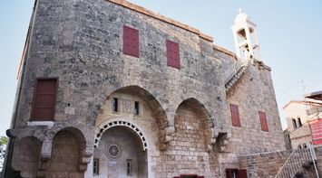 title: The Historic St George Orthodox Church of Batroun