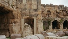 The Interesting Rich Culture Preserved in Baalbek