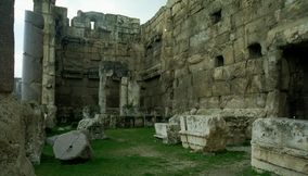 title: The Ruins of Baalbeck
