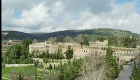 The World Renowned Historic Beit Al Dine Palace
