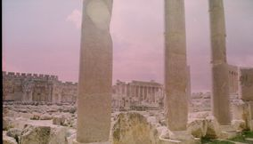 Three Stone Pillars in Baalbeck