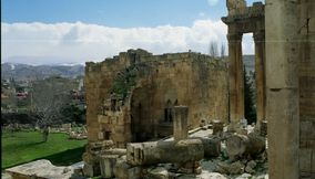 Traditional Roman Architecture Found in Bekaa