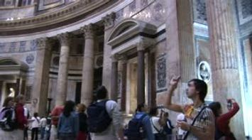 title: Pantheon architecture