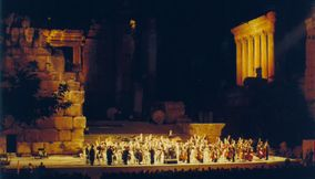 title: Baalbeck Festival an international reputation Lebanon
