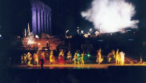 title: Baalbeck International Festival Lebanon
