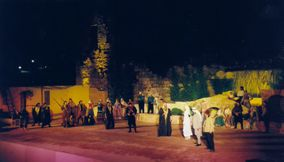 Byblos International Festival Lebanon