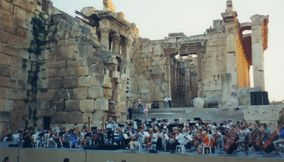 title: The Baalbeck International Festival a cultural fiesta Lebanon