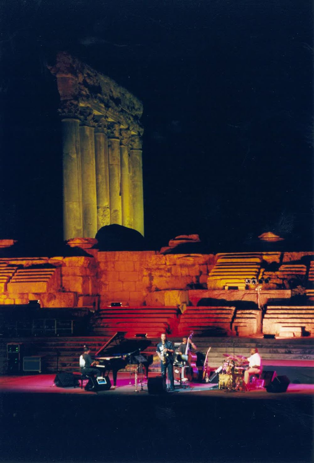 The Baalbeck International Festival, a platform for great performers Lebanon