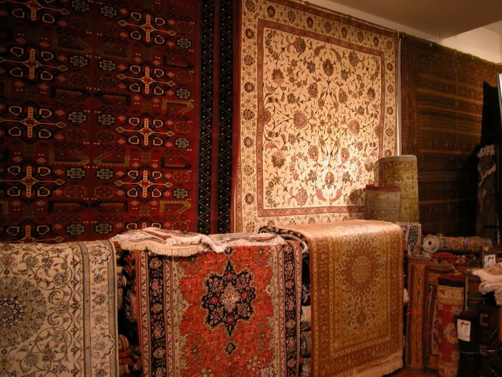 title: Persian carpets