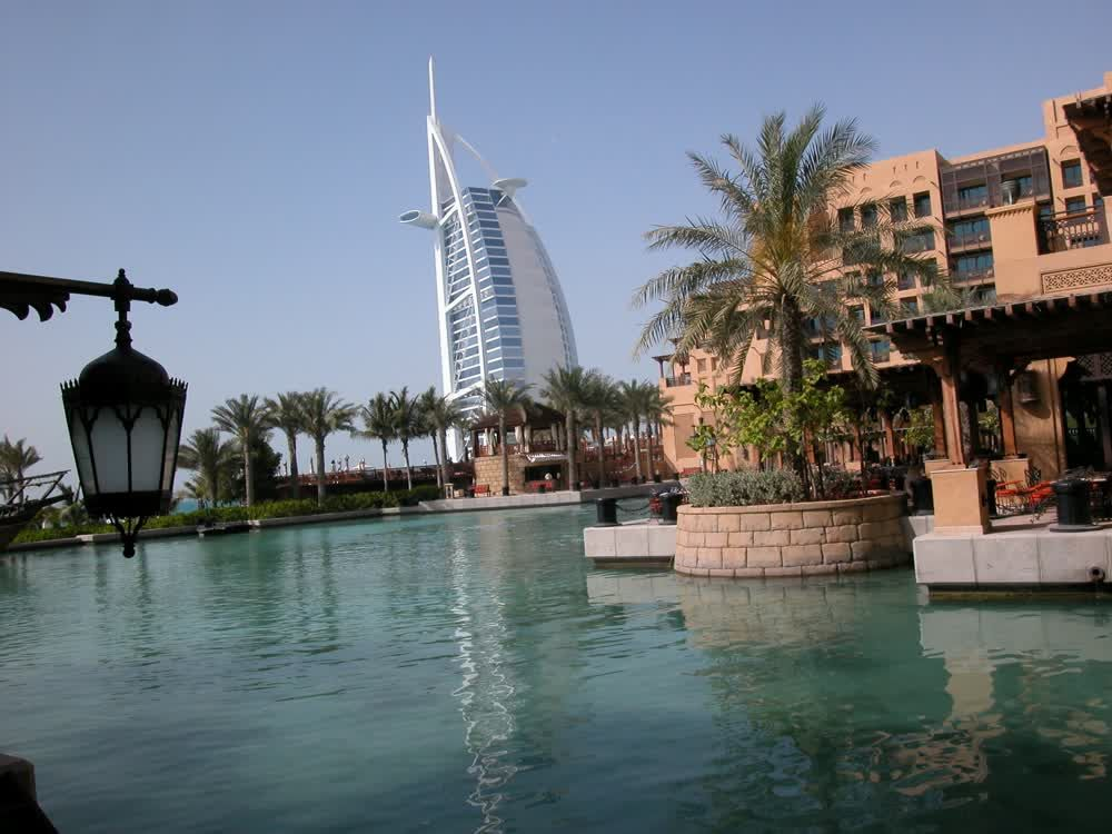 title: View of Madinat Jumeirah