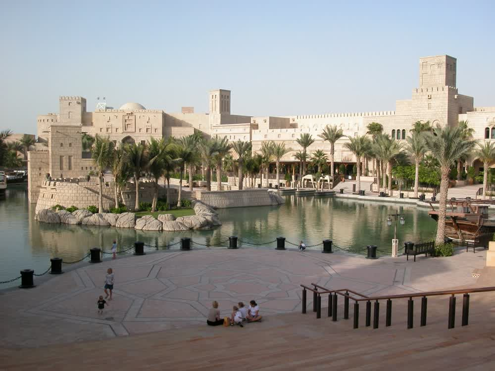 title: Beautiful Madinat Jumeirah