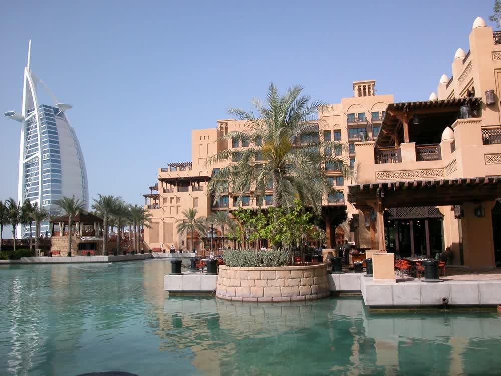 title: Lagoon of Madinat Jumeirah