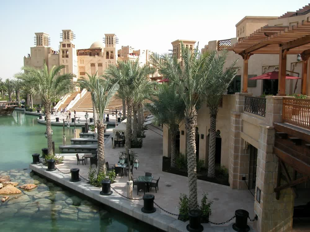 title: Luxurious Madinat Jumeirah