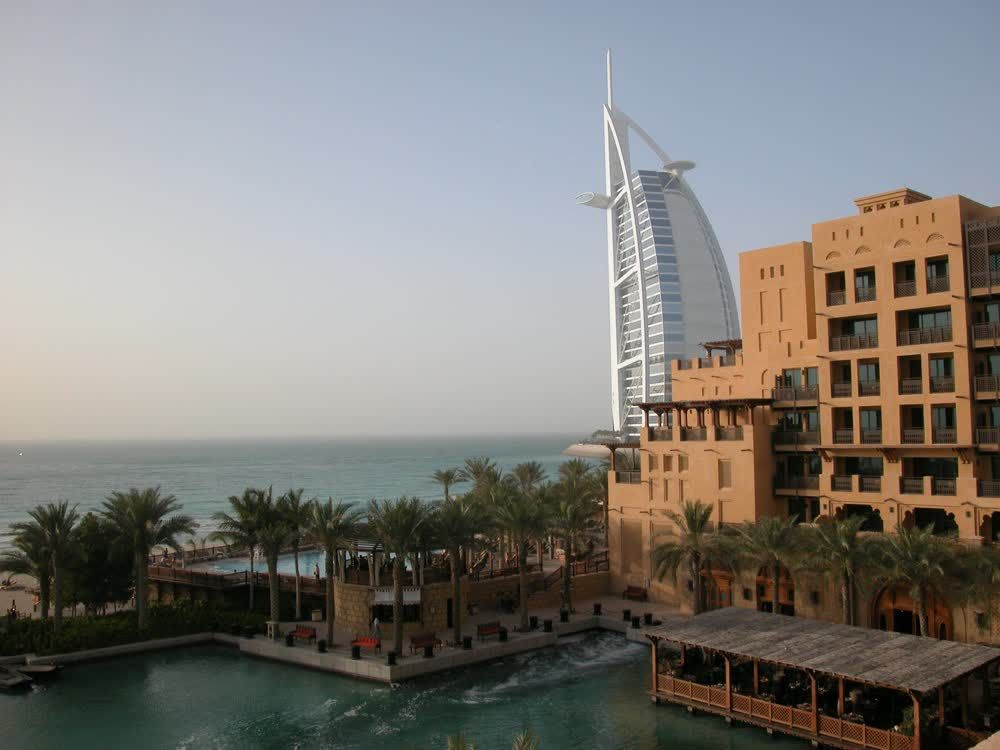 title: Lagoon of the Madinat Jumeirah