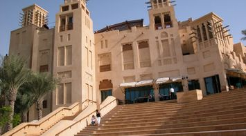 title: Stunning and Remarkable Architecture of the Mina A Salam in Madinat Jumeirah Dubai UAE
