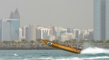 title: Boat Race on the Gulf Waters
