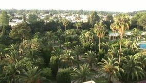 Morocco view from my room Hilton hotel Rabat
