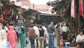 Bargains and Shopping in the Old Souk of Marrakesh