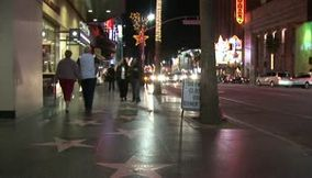 title: Hollywood Boulevard Los Angeles California