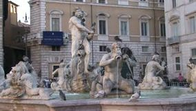 title: Rome Fountain