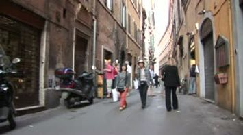 title: Rome walking the streets of Rome