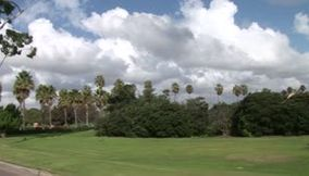 title: San Diego La Jolla Golf course unique setting