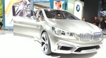title: BMW au Salon de l Automobile 2012
