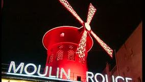 Paris Moulin Rouge History and show Feerie