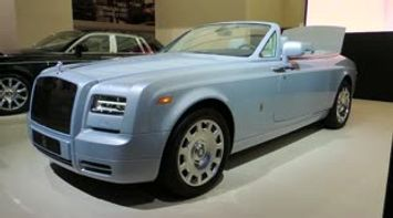 title: Rolls Royce au Salon de l automobile Paris 2012