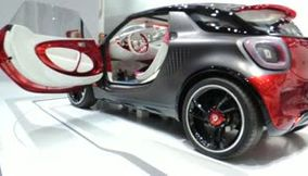 title: Salon de l automobile Paris  2012 the wonderful and trendy new smart I like it