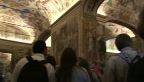 title: Vatican City arts astonishing
