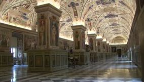 title: Vatican City arts wonders