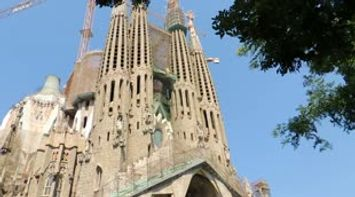 title: Barcelona Gaudi Cathedral