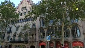 title: Gaudi Barcelona Amazing architecture