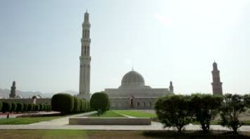 title: Oman Muscat beautiful mosque a nice place to pray