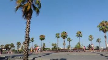 Discover Barcelona Spain Barcelona Corniche car Point of view